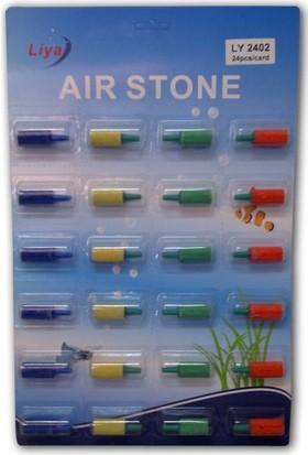 Küçük Hava Tası Silindir 24 Lü Paket