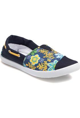 Carmens U1300 Mavi Kadın Sneaker