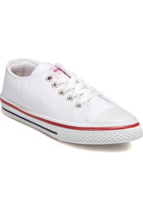 Kinetix A1291590 Beyaz Erkek Çocuk Sneaker