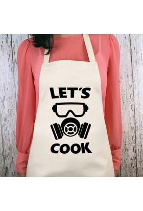 iF Dizayn Let's Cook Mutfak Önlüğü