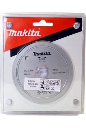 Makita B-21098 Elmas Testere 85mm Sürek