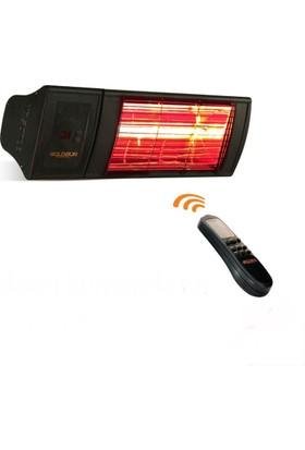 Goldsun Supra Plus 2000w Elektrikli Isıtıcı