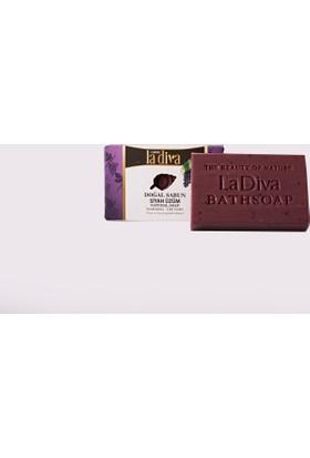 La Diva Siyah Üzümlü Doğal Sabun 100 Gr