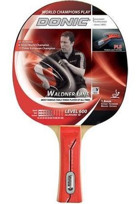Donıc Waldner 600 Masa Tenisi Raketi
