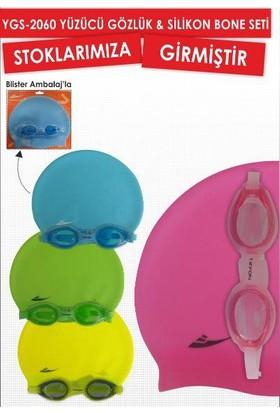Tryon Ygs 2060 Çocuk Yüzücü Gözlüğü Slikon Bone