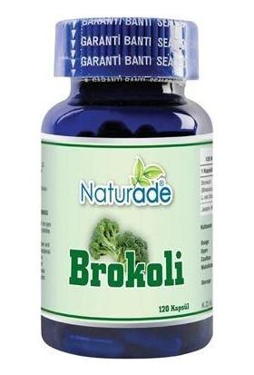 Naturade Naturade Brokoli 120 Kapsül X 420Mg | Broccoli