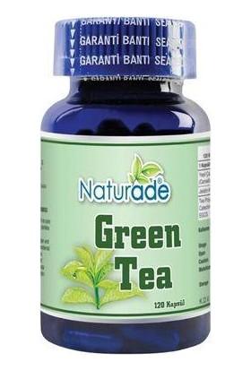 Naturade Naturade Green Tea 120 Kapsül X 380Mg | Yeşil Çay