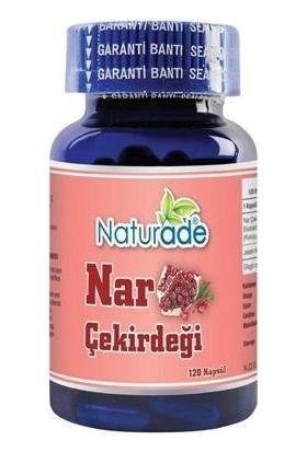 Naturade Naturade Nar Çekirdeği Ekstrakt120 Kapsül X 530Mg | Pomegranate