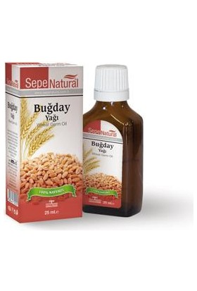 Sepe Natural Sepe Natural Buğday Yağı 25Ml | Wheat Germ Oil
