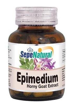 Sepe Natural Sepe Natural Epimedium Ekstraktı 90 Kapsül X 430Mg
