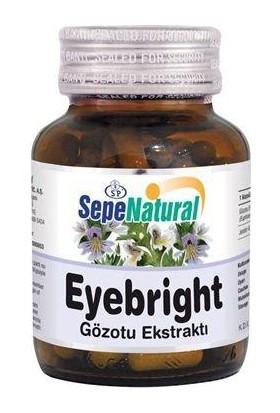 Sepe Natural Sepe Natural Eyebright 90 Kapsül X 380Mg | Gözotu Ekstraktı