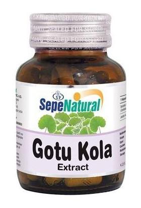 Sepe Natural Sepe Natural Gotu Kola Ekstraktı 90 Kapsül X 410Mg | Sentella