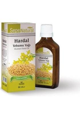 Sepe Natural Sepe Natural Hardal Tohumu Yağı 50Ml | Mustard Seed Oil
