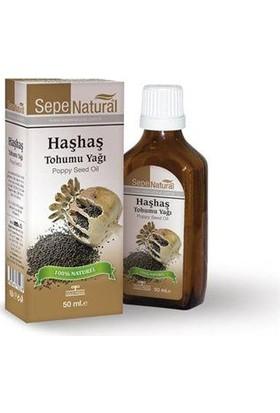 Sepe Natural Sepe Natural Haşhaş Tohumu Yağı 50Ml | Poppy Seed Oil