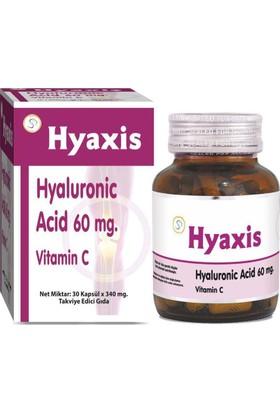 Sepe Natural Sepe Natural Hyaxis Hyalüronik Asit & Vitamin C 30 Kapsül X 340Mg