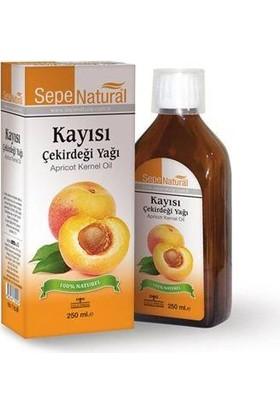 Sepe Natural Sepe Natural Kayısı Çekirdeği Yağı 250Ml | Apricot Kernel Oil | Prunus