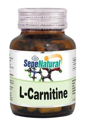 Sepe Natural Sepe Natural L-Carnitine 90 Kapsül X 480Mg