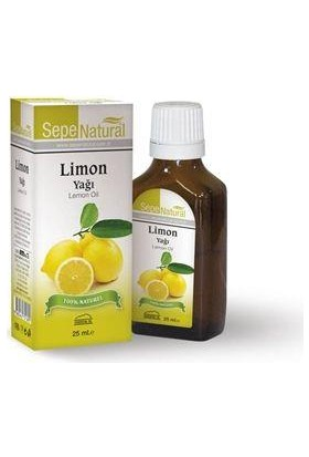 Sepe Natural Sepe Natural Limon Yağı 25Ml