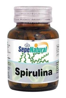 Sepe Natural Spirulina 90 Kapsül X 380mg | Yosun Hapı