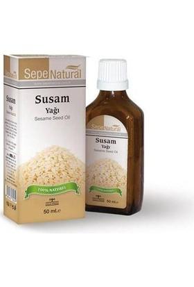 Sepe Natural Sepe Natural Susam Yağı 50Ml | Sesame Seed Oil | Sesamum İndicum Oleum