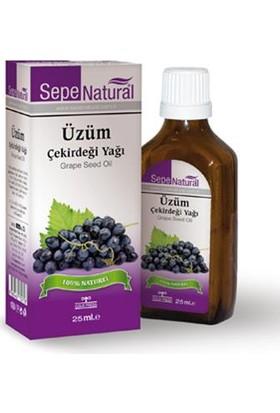 Sepe Natural Sepe Natural Üzüm Çekirdeği Yağı 25Ml | Grape Seed Oil | Vitis Vinifer