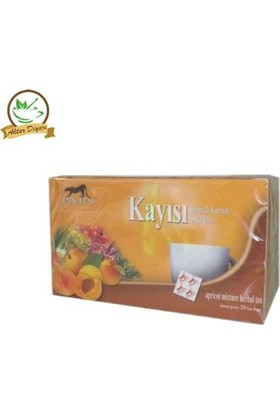 Pars Kayısı Aromali Karışık Bitki Çayı 40 Gr Pars