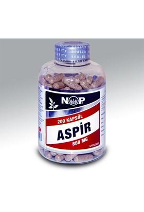 Nop Naturel Nop Naturel Aspir Tohumu Cla 200 Kapsül X 880Mg | Safflower Seed