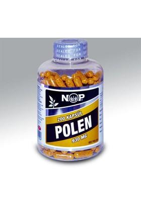 Nop Naturel Nop Naturel Polen 200 Kapsül X 930Mg | Bee Pollen