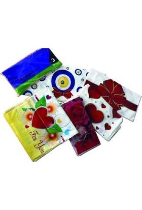 Ecoplast Takviyeli Renkli Poşet 33X45 Cm 500 Adet