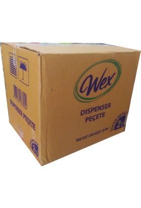 Wex Dispenser Peçete 250 Li (18 Yaprak)