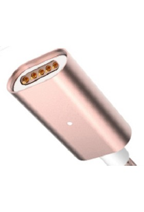 Fsbt Mıknatıslı Iphone Ipad Ipod Manyetik Chipli Data Şarj Kablosu