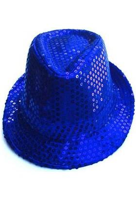 Partypark Parlak Parti Şapkası-Parlament Mavi