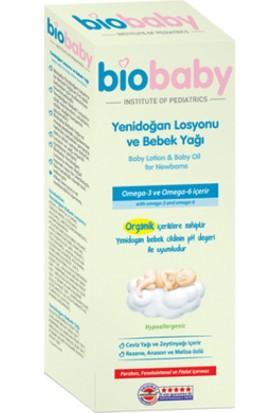 Biobaby Yenidoğan Losyonu Ve Bebek Yağı 30Ml