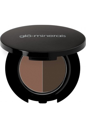 Glo Minerals Globrow Powder Duo - Brown