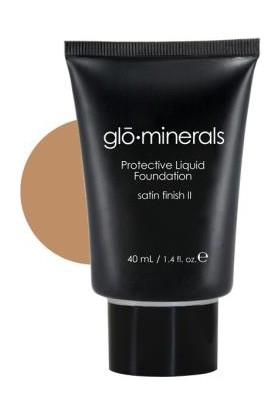 Glo Minerals Gloliquid Base Iı (Satin) - Golden Dark