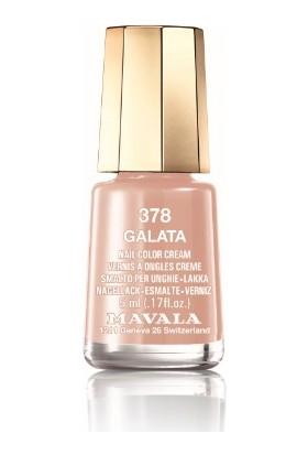 Mavala Nail Color Cream - Oje - Galata