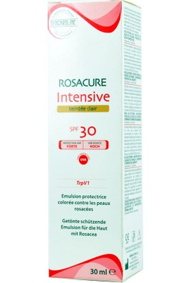 SYNCHROLINE Rosacure Intensive SPF30 Tinted Claire, 30ml