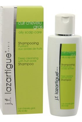 J.F. Lazartigue Derin Temizleme Şampuanı 200Ml