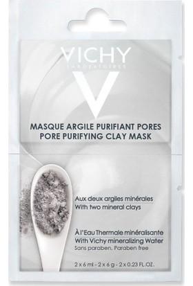 Vichy Gözenek Arındırıcı Kil Maskesi 12Ml