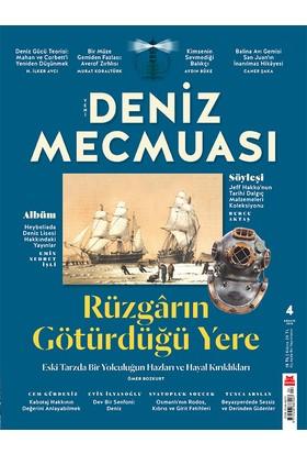 Deniz Mecmuası Dergisi 4. Sayı