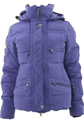 Emmegi - Irina Woman Jacket P9 Kadın Mont (Purple) Mor