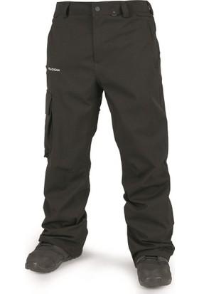 Volcom Ventral Snowboard Pantolonu - Siyah