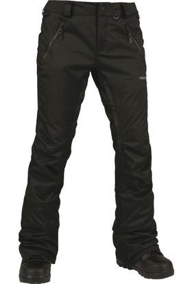 Volcom Calico Insulated Snowboard Pantolonu - Siyah