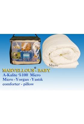 Micro Marvellous Bebek Yorganı