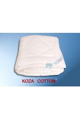 Koza Cotton Pamuk Yorgan Tek Kişilik