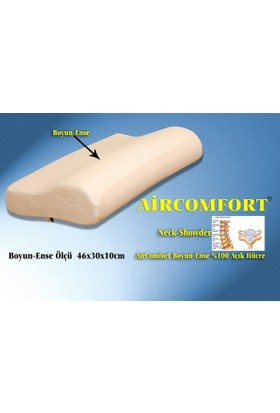 Air Comfort Neck-Showder Yastık