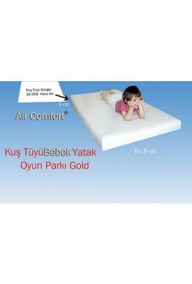 Air Comfort Kuş Tüyü Bebek Yatak-Oyun Parkı 50x100 cm
