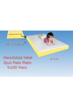 Air Comfort Bebek Yatak-Oyun Parkı Platin 60x130