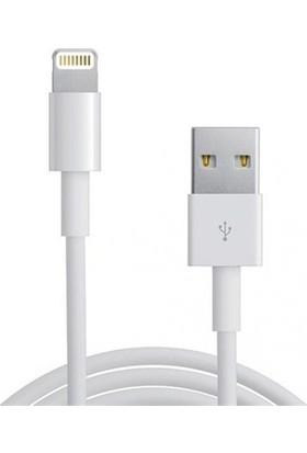 Greentech Apple Lightning Data Kablosu iPhone 5 / 5S / 6 / 6 Plus / 7 / 7 Plus (Kutulu)Lisanslı - (İthalatçı Garantili)