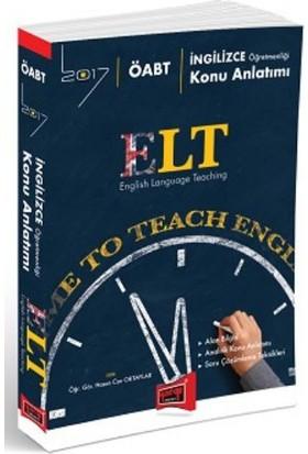 Yargı Yayınevi Öabt 2017 Elt İngilizce Öğretmenliği Konu Anlatımı